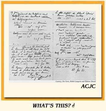 Marie Curie: Discovery of Radium - BRIEF Exhibit