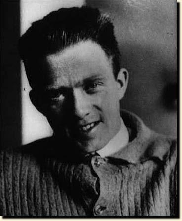 werner heisenberg in 1925